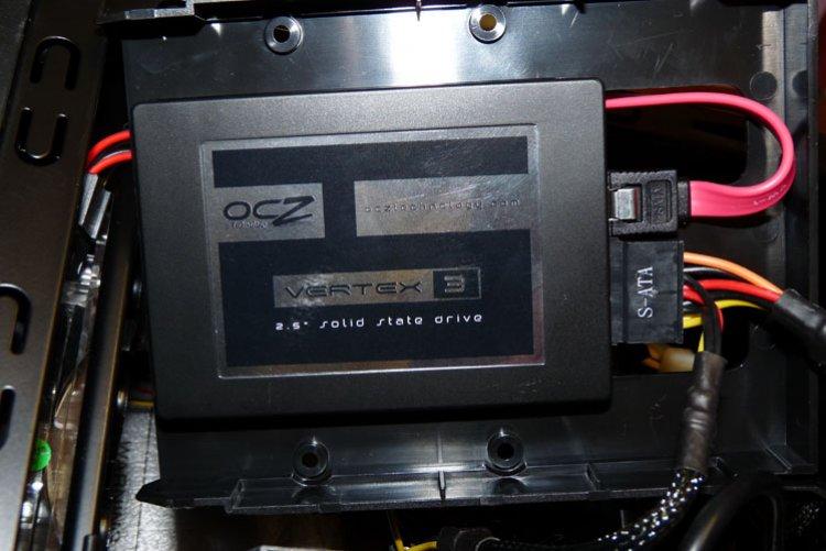 Naast het uitbreiden van het werkgeheugen is een overstap naar een SSD een populaire upgrade