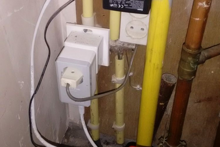 Powerline adapters