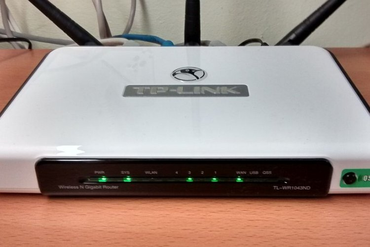 TPLink WR1043ND wireless router