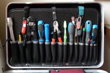 Een kijkje in de werkkoffer van Automatux